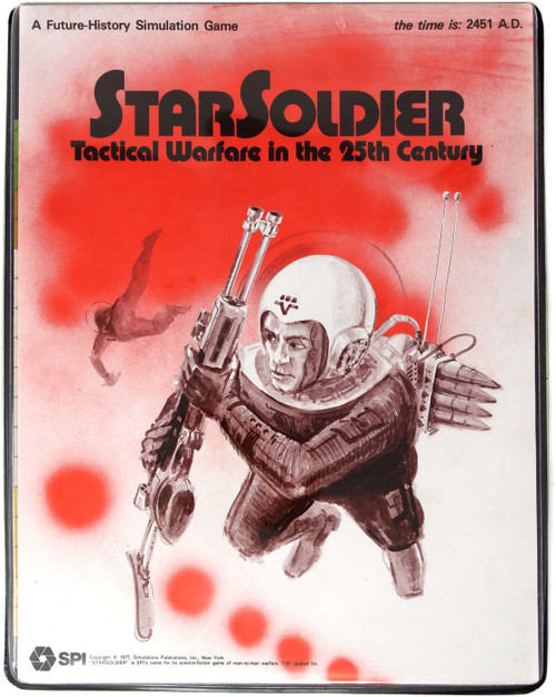 Star Soldier Tactical Warfare in the 25th Century Simulation Game [Opened]