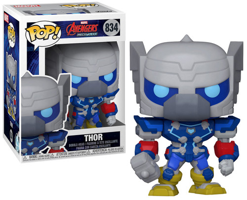 Funko Marvel Mech Strike Thor Vinyl Figure