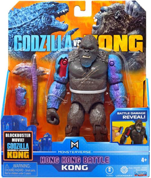 Godzilla vs Kong Monsterverse Kong Action Figure [Hong Kong Battle]