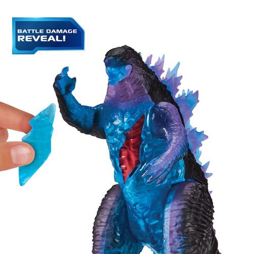 Godzilla vs Kong Monsterverse Godzilla Action Figure [Hong Kong Battle]