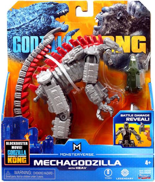 Godzilla vs Kong Monsterverse Mechagodzilla Action Figure [with HEAV]