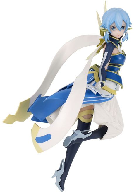 Sword Art Online: Alicization Espresto Collection The Sun Goddess Solus Sinon 7.9-Inch Collectible PVC Figure [Dressy and Motions] (Pre-Order ships September)