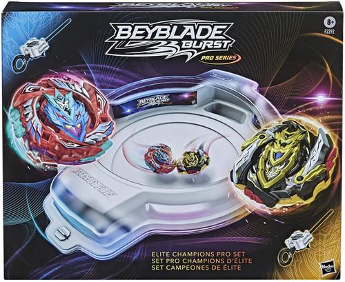 Beyblade Burst Pro Series Elite Champion Pro Battle Set