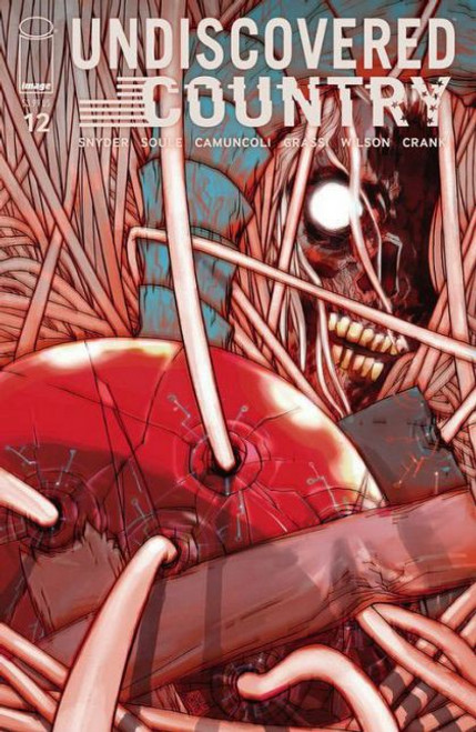 Image Comics Undiscovered Country #12A Comic Book