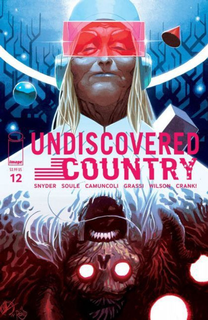 Image Comics Undiscovered Country #12B Comic Book