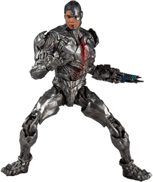 McFarlane Toys DC Justice League Cyborg Action Figure (Pre-Order ships June)