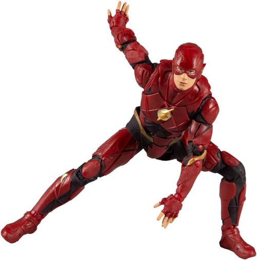 McFarlane Toys DC Justice League Flash Action Figure (Pre-Order ships June)