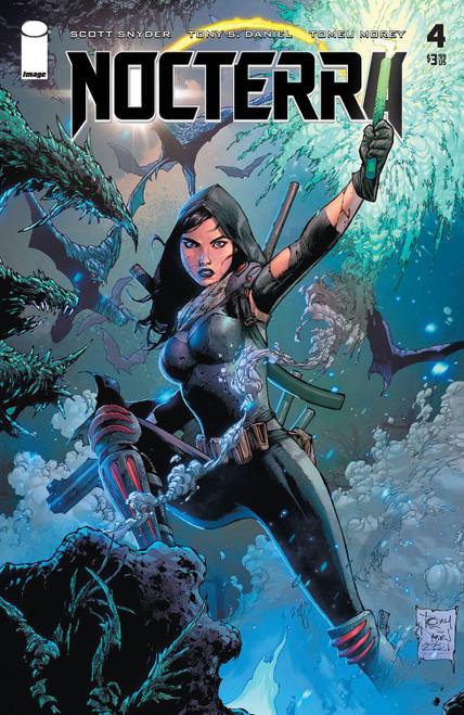 Image Comics Nocterra #4 Comic Book [Cover A Daniel & Morey]