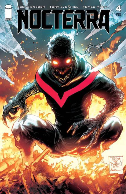 Image Comics Nocterra #4 Comic Book [Cover C Daniel]
