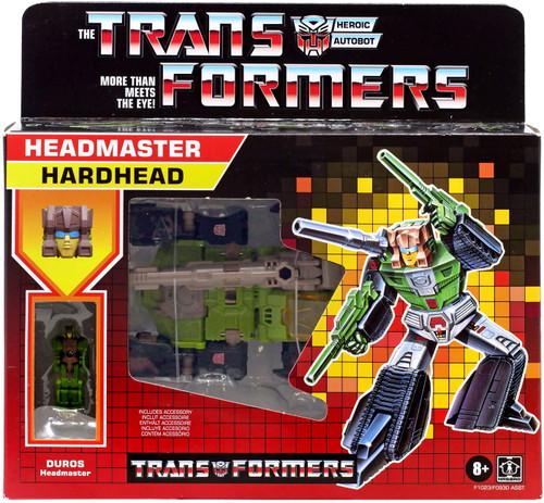 Transformers Generations Headmaster Hardhead Deluxe Action Figure