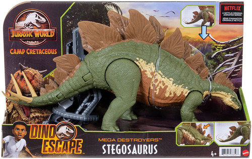 Jurassic World Mega Destroyer Stegosaurus Action Figure (Pre-Order ships July)