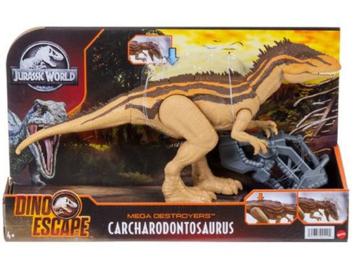 Jurassic World Mega Destroyer Carcharodontosaurus Action Figure (Pre-Order ships July)