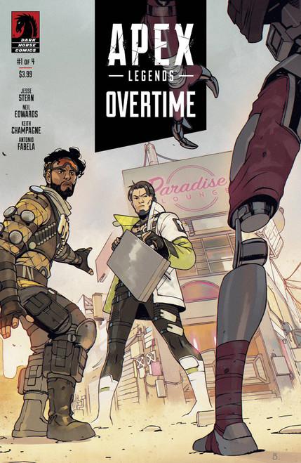 Dark Horse Apex Legends #1 of 4 Overtime Comic Book