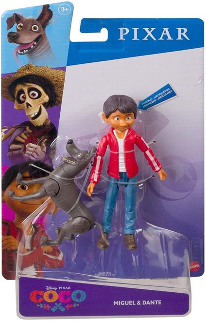 Disney / Pixar Coco Miguel & Dante Action Figure 2-Pack