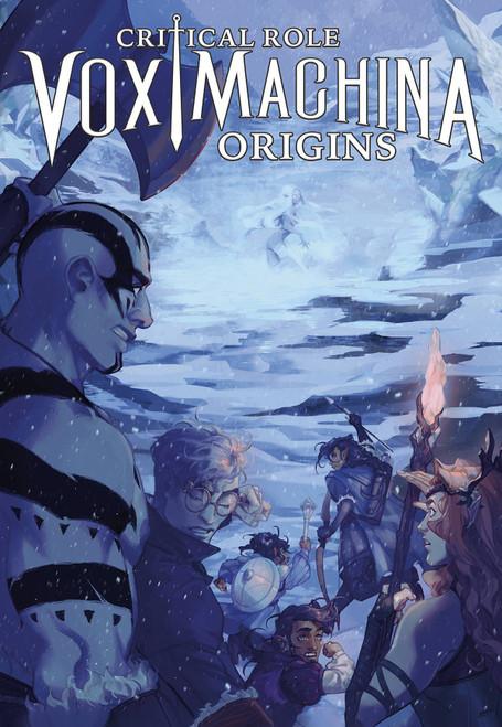 Dark Horse Critical Role Vox Machina Origins #3 of 6 Series III Comic Book