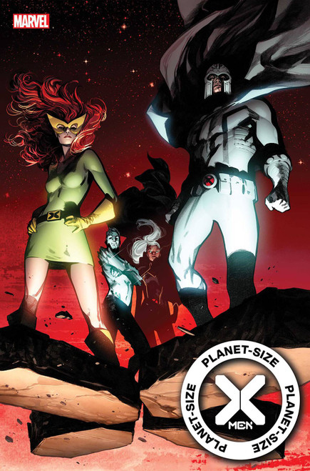 Marvel Planet-Sized X-Men #1 Comic Book [Hellfire Gala] (Pre-Order ships June)
