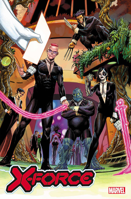 Marvel X-Force #20 Comic Book (Pre-Order ships June)