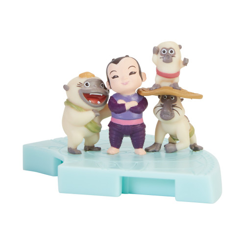 Disney Raya and the Last Dragon Ongis and Noi 1.5-Inch Figure [Loose]