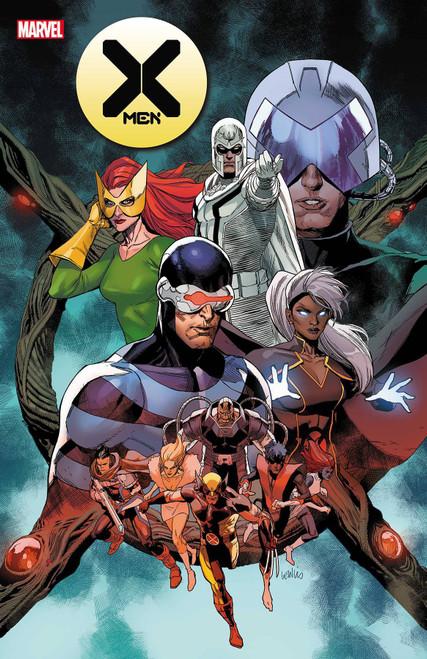 Marvel X-Men #21 Comic Book [Hellfire Gala] (Pre-Order ships June)