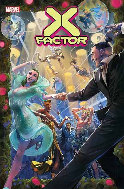 Marvel Comics X-Factor #10 Comic Book [Hellfire Gala] (Pre-Order ships June)