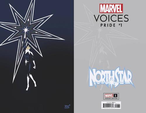Marvel's Voices One-shot Pride Comic Book [Veregge Variant] (Pre-Order ships June)