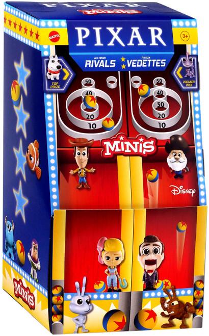 Disney / Pixar Minis All-Star Rivals Mystery Box [36 Packs]