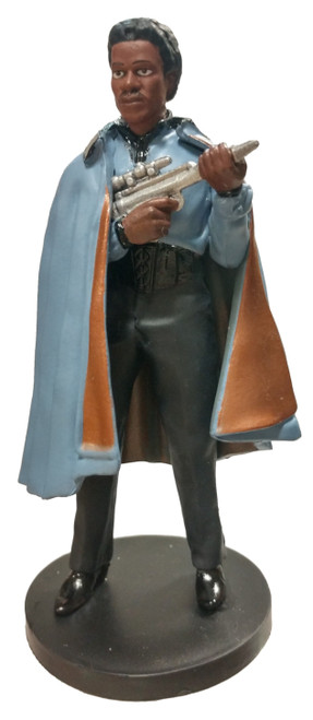Disney Star Wars Lando Calrissian 4-Inch PVC Figure [Loose]