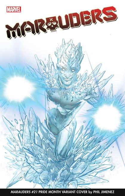 Marvel Marauders #21 Comic Book [Hellfire Gala, Pride Variant] (Pre-Order ships June)