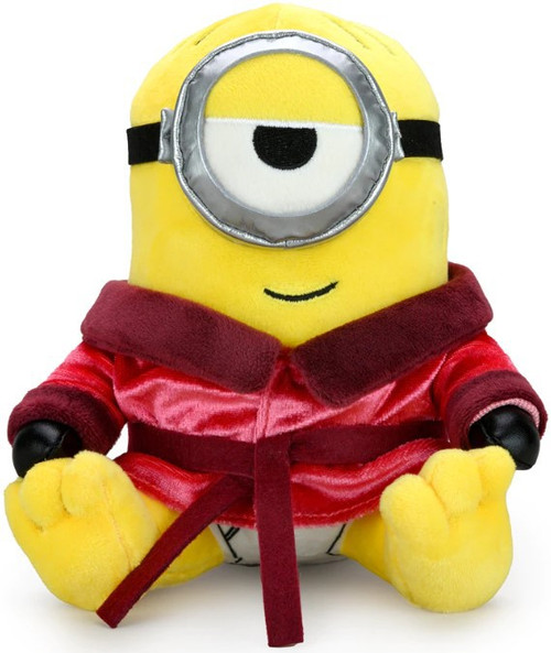 Minions The Rise of Gru Phunny Stuart 8-Inch Plush [Red Robe] (Pre-Order ships June)