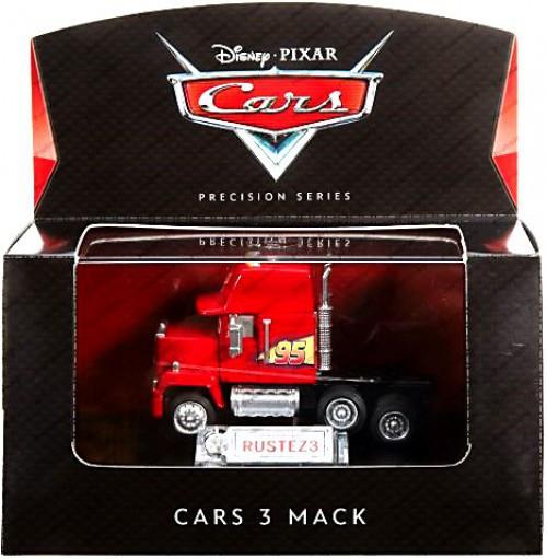 Disney / Pixar Cars Precision Series Mack Diecast Car [Damaged Package]