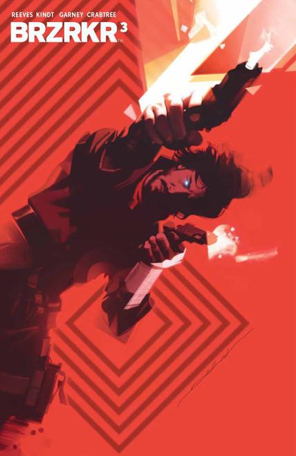 Boom! Studios Brzrkr #3 Comic Book [Cover D Dekal Foil] (Pre-Order ships June)