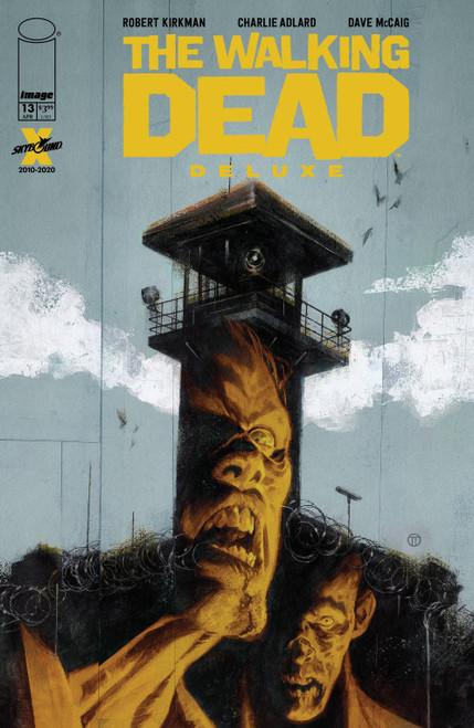 Image Comics The Walking Dead Deluxe #13 Comic Book [Cover C Tedesco]
