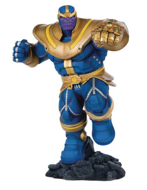 Marvel Contest of Champions Thanos Collectible PVC Figure (Pre-Order ships October)