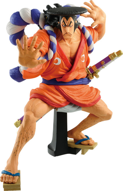 One Piece King of Artist Kozuki Oden 7-Inch Collectible PVC Figure (Pre-Order ships December)