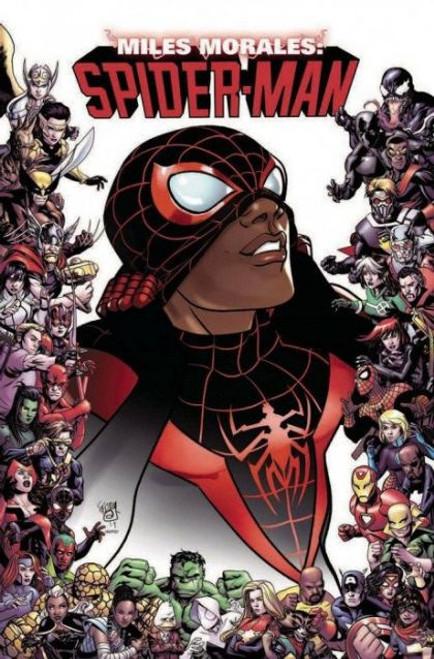 Marvel Miles Morales: Spider-Man #9 Comic Book [Frame Variant]
