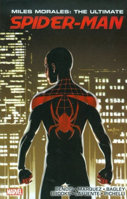 Marvel Miles Morales: the Ultimate Spider-Man #3 Ultimate Collection Comic Book