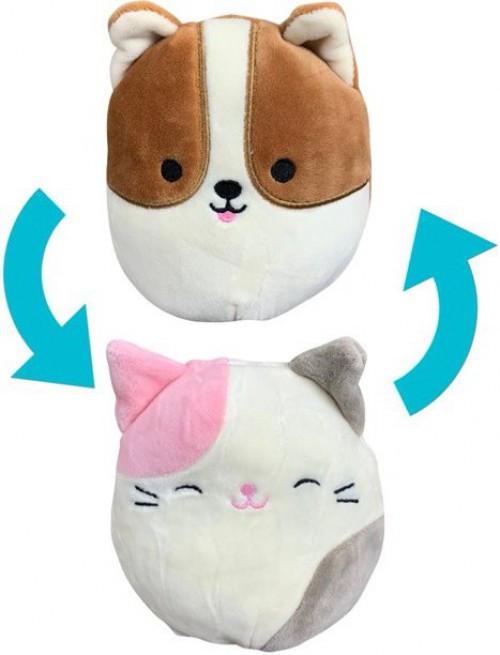 Squishmallows Flip-a-Mallows Reginald & Karina 5-Inch Plush