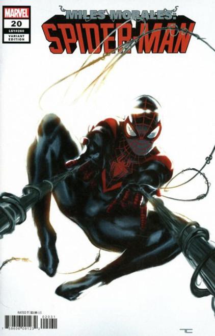 Marvel Miles Morales: Spider-Man #20 Comic Book [Clarke Variant]