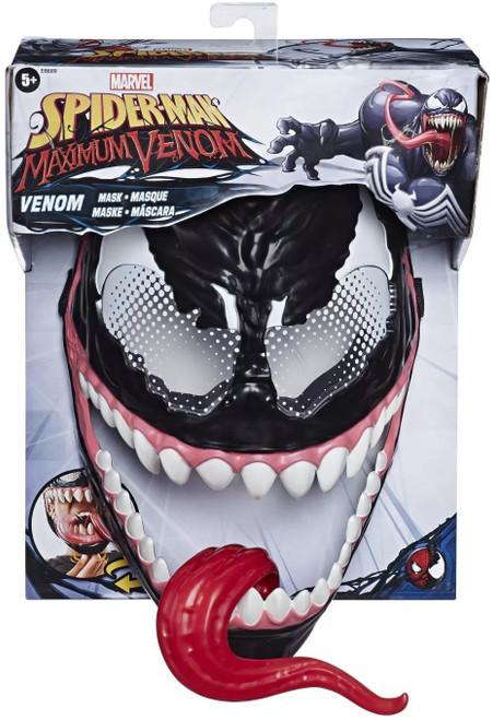 Marvel Spider-Man Maximum Venom Venom Mask