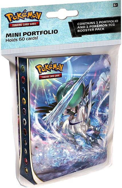 Pokemon Trading Card Game Sword & Shield Chilling Reign Mini Portfolio [Includes 1 Booster Pack] (Pre-Order ships June)