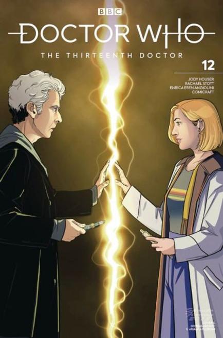 Titan Books Doctor Who: The Thirteenth Doctor #12C Comic Book