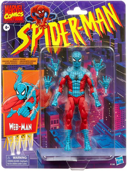 Marvel Legends Web-Man Action Figure (Pre-Order ships October)