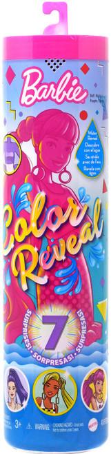 Color Reveal Mix N Match Series Barbie Surprise Doll