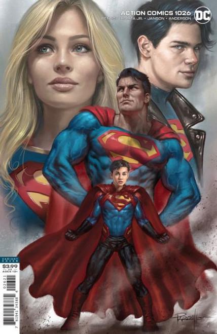 DC Comics Action Comics, Vol. 3 #1026B Comic Book