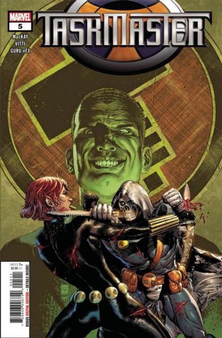 Marvel Taskmaster, Vol. 3 #5A Comic Book