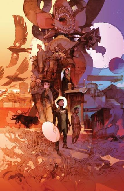 Boom! Studios Dune: House Atreides #5B Comic Book