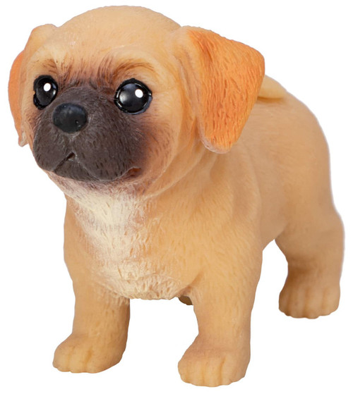 Pocket Pups Series 3 Puggle 4-Inch Squeeze Toy
