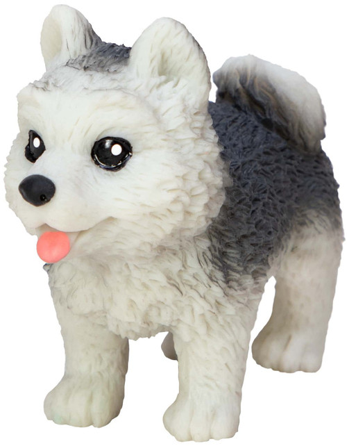 Pocket Pups Series 3 Pomsky 4-Inch Squeeze Toy