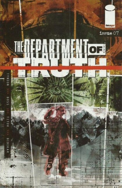 Image Comics The Department of Truth #7A Comic Book
