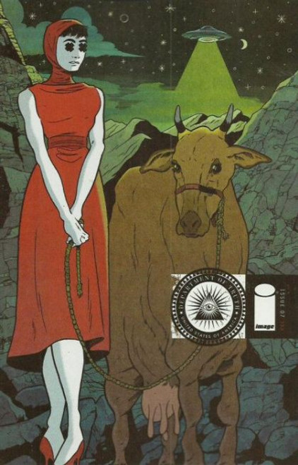 Image Comics The Department of Truth #7B Comic Book